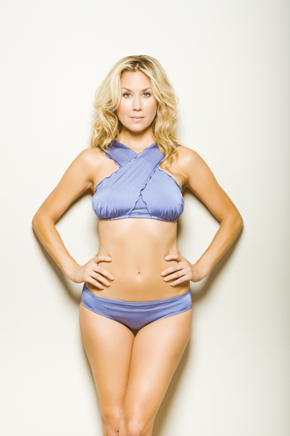 Stefanie LaRue for Veronica Brett Swimwear