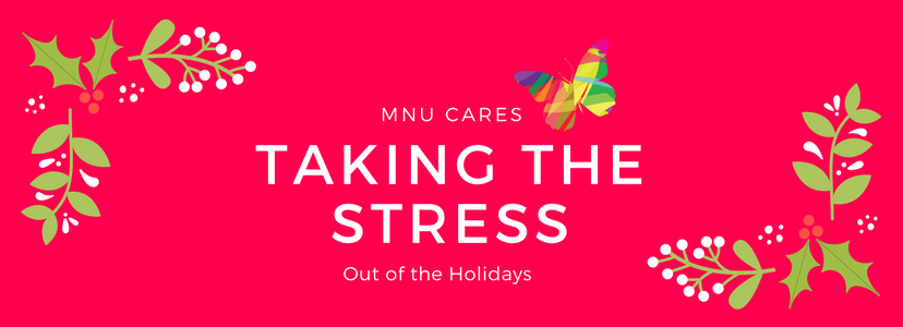 Five Tips to Handle Holiday Stress